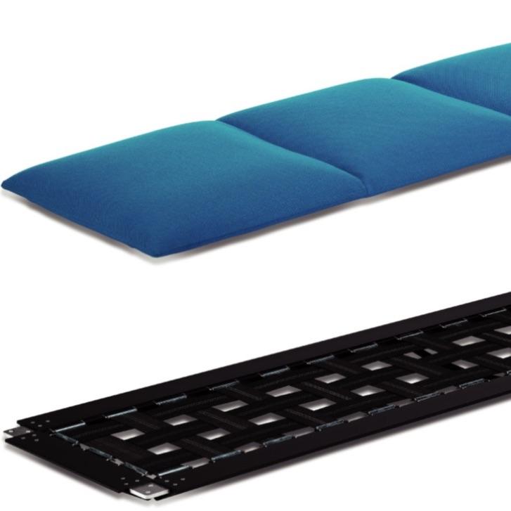 Sofás y asientos lapalma Sistema ADD Sostenible