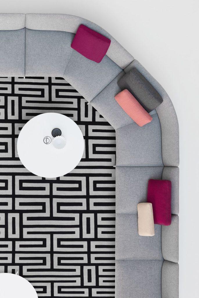 Sofás y asientos Lapalma Sistema ADD Diseño