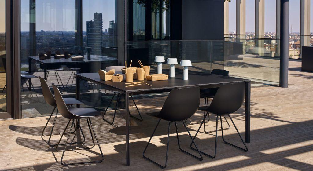 Lapalma mesas de terraza - outdoor