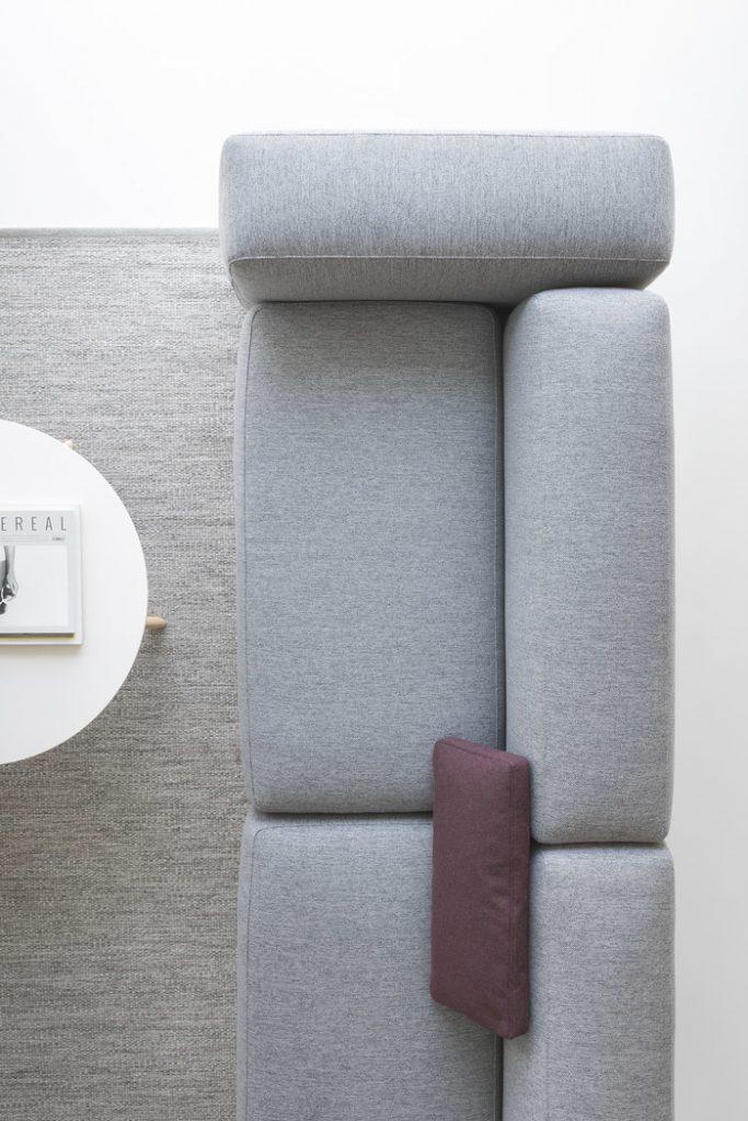 Lapalma Salas de diseño PLUS - tapizado