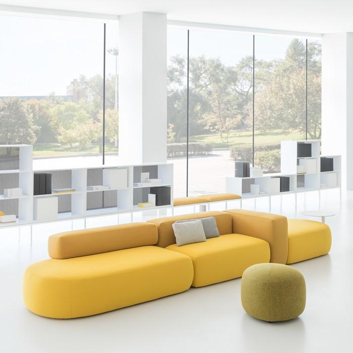 Lapalma_Salas de diseño PLUS Outdoor - Oficina