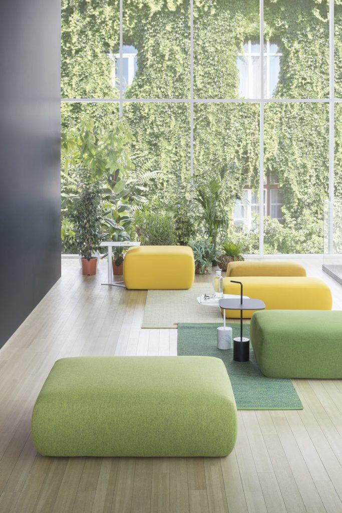 Lapalma Salas de diseño PLUS - Terraza