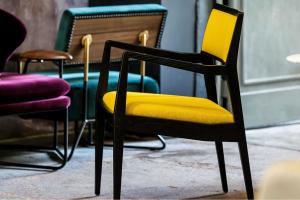 Muebles de diseño - Stellar Works Risom C142 Chair 1955 Jens Risom