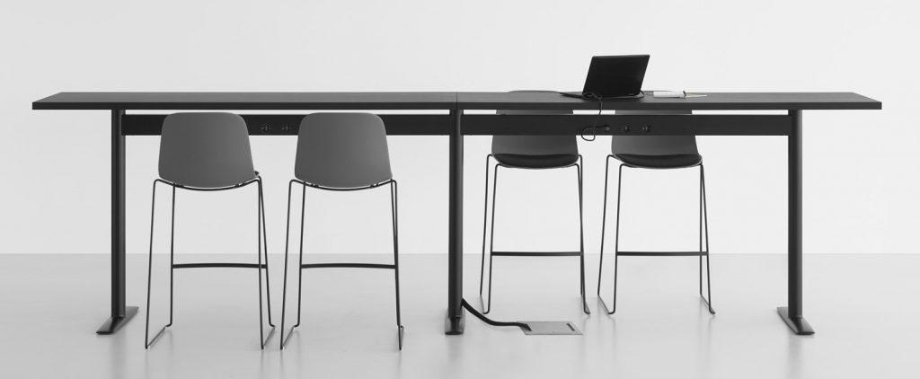 Lapalma taburete Seela contract oficina