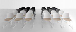 lapalma silla Seela oficina sala de conferencias