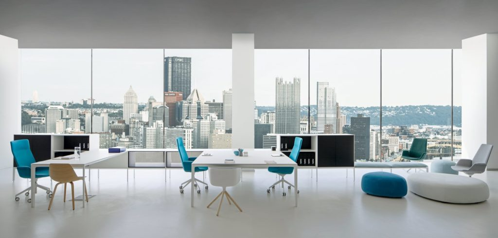 Muebles de Oficina Light Office de Lapalma México