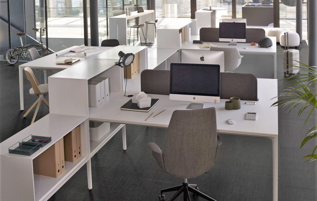 Muebles de Oficina Light Office Sistema ADD