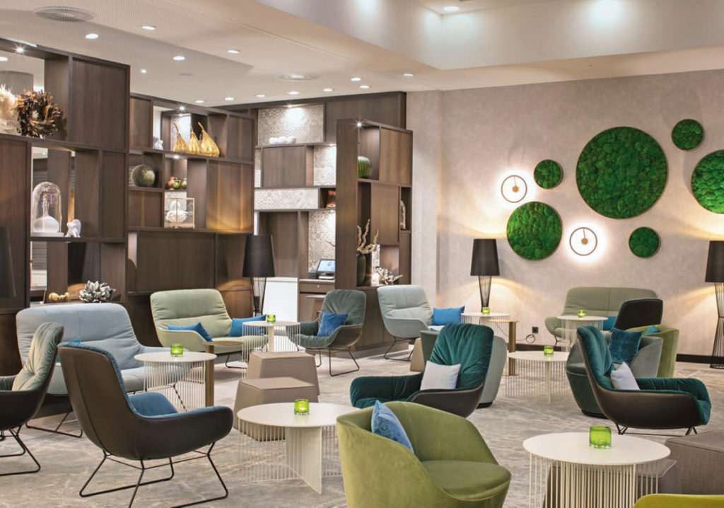 Muebles de Freifrau hotel hoteles en México
