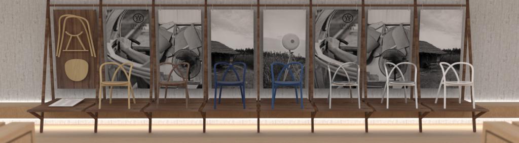 Silla Ming, Terraza y Jardín - Muebles de exterior - Stellar Works