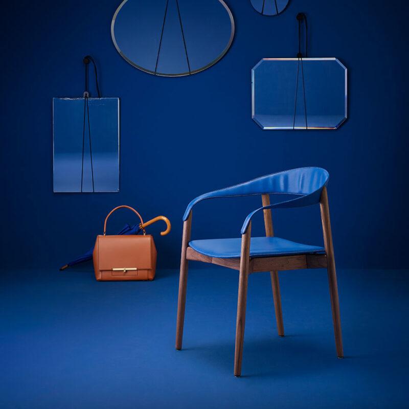 La lujosa silla Stella, diseño de Patrick Frey para Freifrau