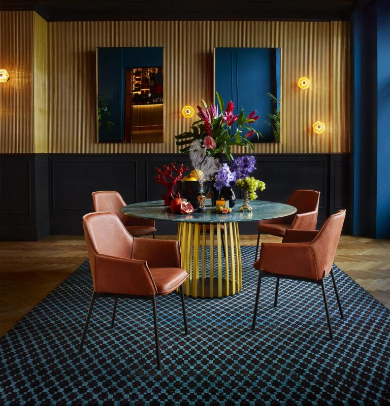 La silla Grace de Freifrau - Robusta y Elegante