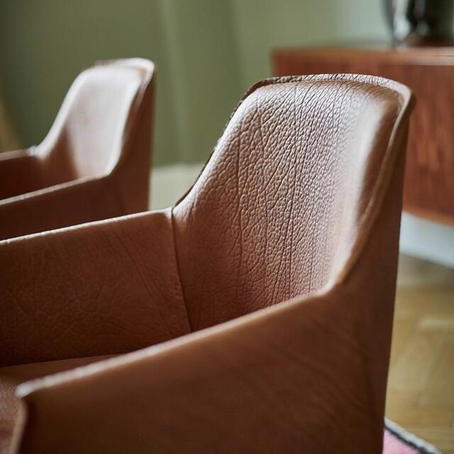 La silla Grace de Freifrau, una gracia innegable