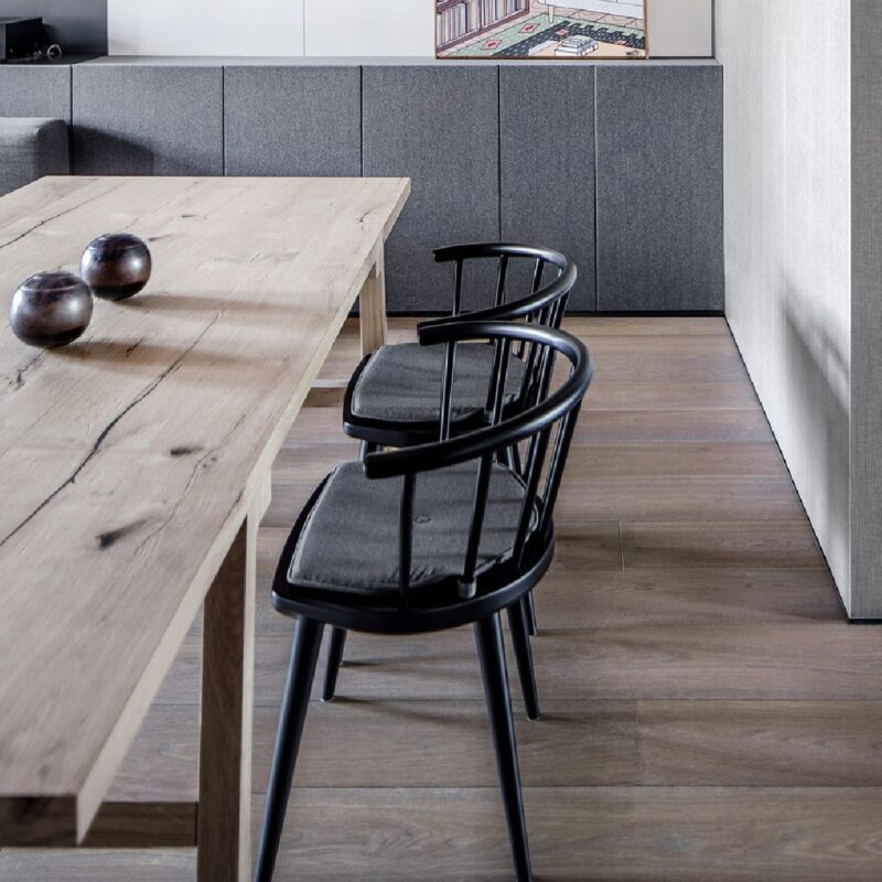 Silla W. de Billiani, diseño de Fabrizio Gallinaro