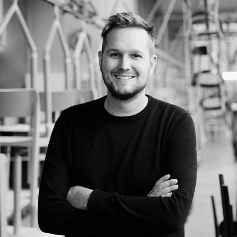 Sebastian Herkner, creador de Host, un guardarropas para Stellar Works